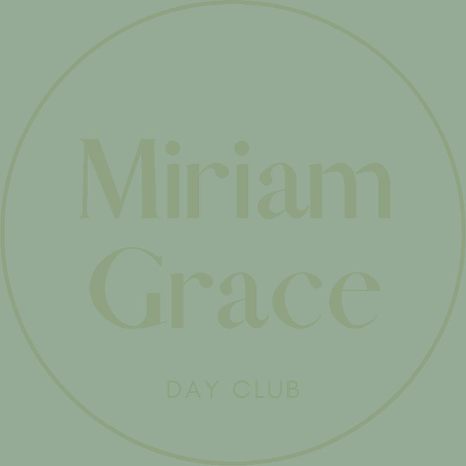 The Miriam Grace Day Club
